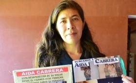 Cuatro años sin rastros de Aída Cabrera