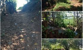 Barrios: reclamos por luz, agua y limpieza