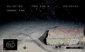 ARA San Juan: la jueza recibió las primeras imágenes del Submarino