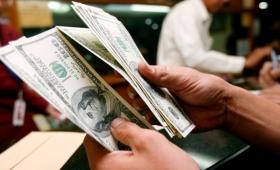El dólar sube 60 centavos hasta $39