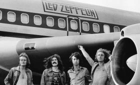 Led Zeppelin editará un libro ilustrado por su 50° aniversario
