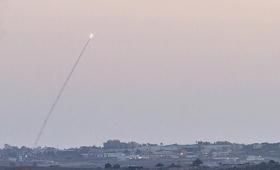 Israel: un tercer misil impactó en Sderot
