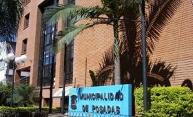 Ambiente caldeado en la Municipalidad de Posadas