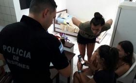 Turista argentina asaltada en Brasil