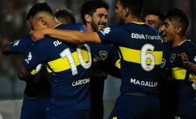 Boca consiguió un trabajoso triunfo ante Estudiantes