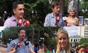 Presentaron los Carnavales Misioneros 2018