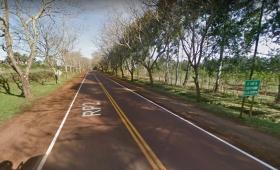 Rutas Trágicas: motociclista fallecido en Concepción