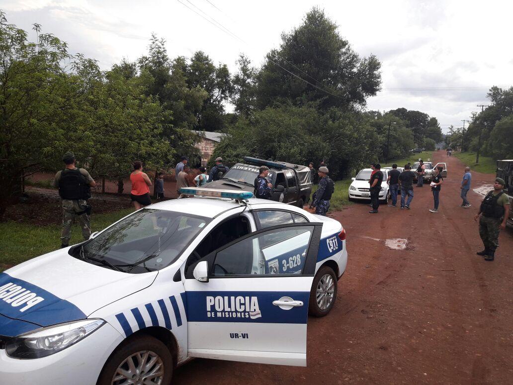 Asesinaron a un septuagenario cerca de Bonpland y hay ocho detenidos