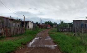 Suspenden desalojo del asentamiento Papa Francisco