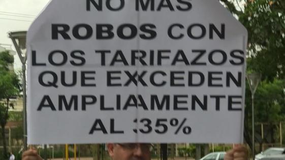 Chau tarifazo: incertidumbre de vecinos posadeños