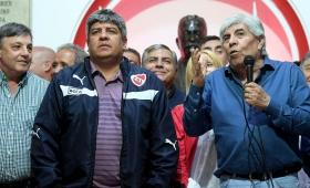 Imputaron a los Moyano en la causa de los barrabravas de Independiente