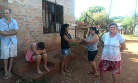 Más de 84 horas sin luz en el barrio Manantiales