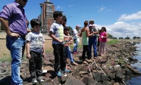 Recuerdan a las víctimas de la Tragedia del Paraná