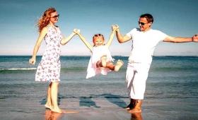 Vacaciones en familia, un momento para fortalecer vínculos