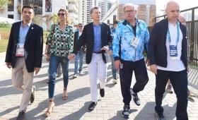 Macri terminó sus vacaciones