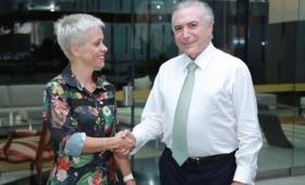 """Brasil: la ministra de Trabajo tenía empleados """"en negro"""""""
