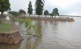Corrientes: sigue en descenso el Paraná