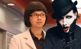 Actriz de Dr. House denuncia a Marilyn Manson por racista y acosador