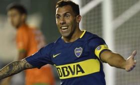 Tevez se lesionó y peligra su presencia ante Deportes Tolima