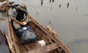 Secuestran más de 130 kilos de droga en Posadas y Libertad
