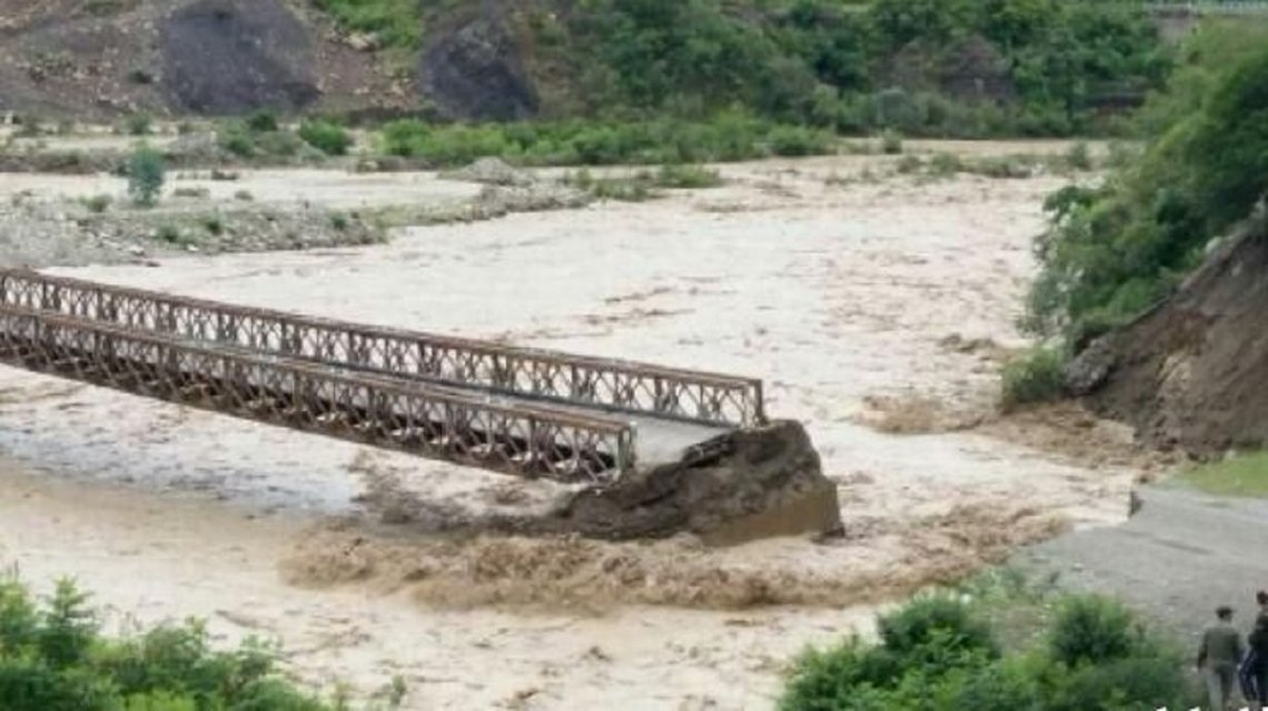 Las imágenes más impactantes de la crecida del río Pilcomayo