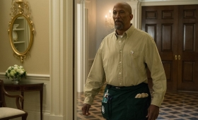 "Murió el actor Reg Cathey, el cocinero ""Freddy"" de House of Cards"