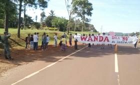 Wanda vs Emsa: la bronca crece y siguen los cortes de ruta