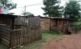 Avanza la relocalización de familias de Santa Cecilia
