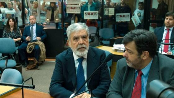 """De Vido sobre la Tragedia de Once: """"No tengo responsabilidad penal"""""""