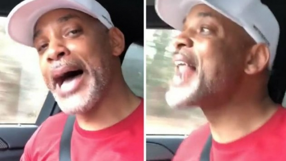"Will Smith cantó ""La bamba"""