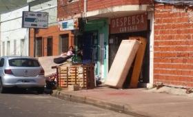 La desalojaron de un alquiler y quedó en la calle