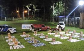 Decomisan cargamento de cigarrillos valuados en 900 mil pesos