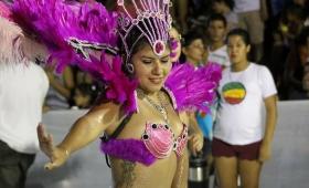 Día de carnaval en Posadas