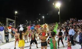 Más de 25 mil personas disfrutaron de los carnavales posadeños