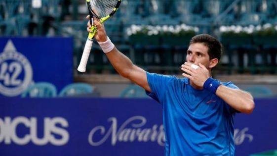 Delbonis es semifinalista del Argentina Open