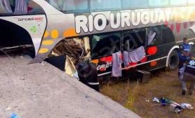 Ascienden a tres los muertos por el despiste en Entre Ríos