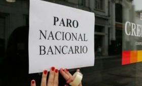 La Bancaria convocó a un paro nacional para este viernes