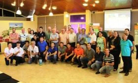 Yerbateros de Argentina y Brasil se reunieron en Posadas