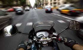 Taller de conducción segura de motos