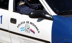 Tres jóvenes detenidos con motos robadas