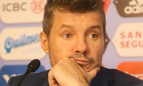 Tinelli: «El poder del fútbol está manejado por Boca»