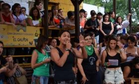 #8M: cómo se organizan las mujeres para marchar al Congreso