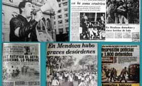 Bancarios recordaron la movilización del '82