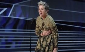 Robaron el Oscar a Frances McDormand y poco después fue recuperado