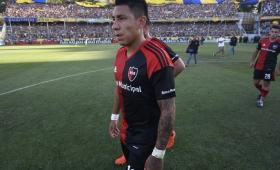 Inactivo: Brian Sarmiento se fracturó el tobillo izquierdo