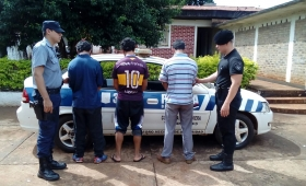 Campo Viera: tres hermanos se pelearon a machetazos
