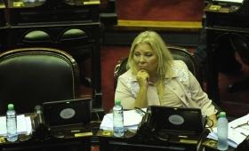 Carrió denunció un pacto tras la liberación de Cristóbal López