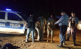 Cayeron narcos que llevaban cocaína oculta bajo el pantalón