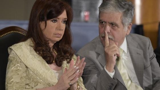 Cristina fustigó contra De Vido en una nueva escucha
