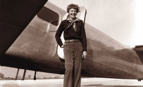 Logran identificar los restos de Amelia Earhart